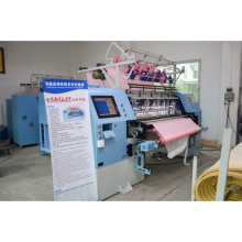 Yuxing Shuttle Multi-Needle Quilting Machine computarizada 94 pulgadas